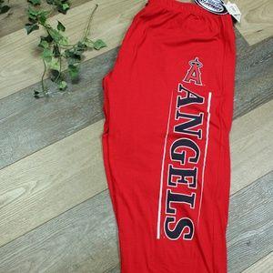 Sleepwear Women Size 2XL Red Pants Angels